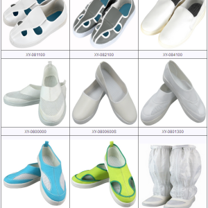 Cleanroom Shoes & Boots